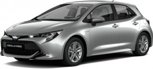 Corolla Hatchback Active Manual